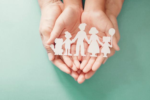 mains-adultes-enfants-tenant-decoupe-famille-papier-maison-familiale-adoption-placement-familial_49149-1221